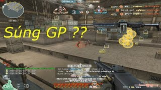 [ Bình Luận CF ] SIG MG 710-3 khẩu MG bán bằng GP - Tiền Zombie v4