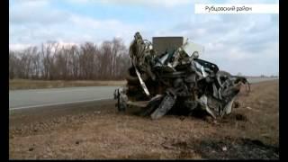 На трассе «Барнаул-Рубцовск» произошло ДТП