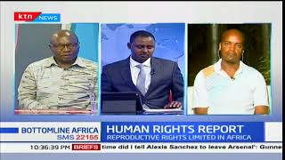 Bottomline Africa: Discussion on Africa's Human Right Record