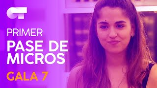 """TUSA"" – ANAJU   PRIMER PASE DE MICROS GALA 7   OT 2020"