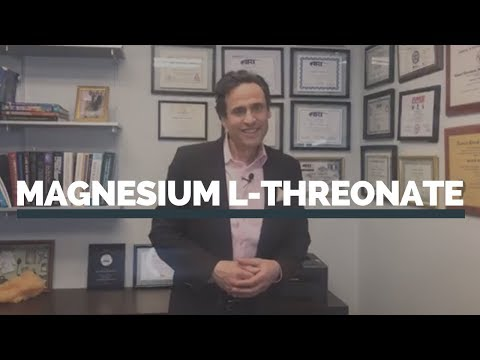 Effects of Magnesium L-Threonate On Brain Health