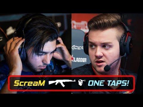 Download The Best Aim In Cs Go Scream Or Niko Top Plays Video 3GP