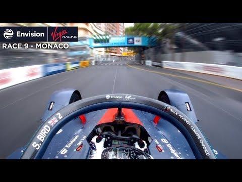 SEASON 5 RECAP: Monaco Formula E Onboard Lap! (Pure Sound)