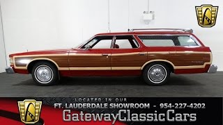 268 FTL 1977 Ford LTD Country Squire