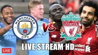 MAN CITY 4-0 LIVERPOOL   LIVE Highlights HD & Reaction