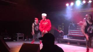 """Aaron Carter: """"Another Earthquake!"""" Live @ Another Hole In The Wall: Steger, IL. 5-4-2013."""