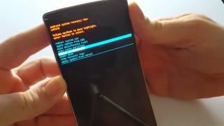 LG G Flex 2 Hard Reset Sprint