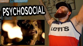 SLIPKNOT   PSYCHOSOCIAL [OFFICIAL VIDEO]   METAL REACTION!