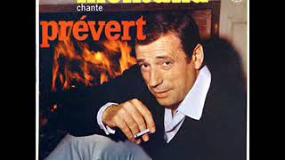 Yves Montand - Fable