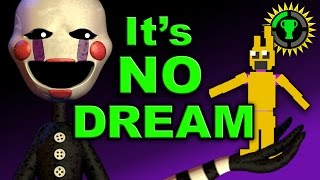 Game Theory: FNAF, Four Games. One Story. And FNAF Theory Talkback!