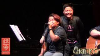 CHARICE - Epitome Of Beauty (Charice Unplugged - 12 Monkeys Music Hall & Pub)