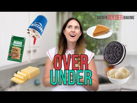 , title : 'Overrated/Underrated: Gemma Stafford's Takes on Oreos, Tate's Cookies, Ice Cream and more!'