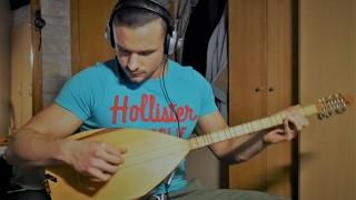 Themis Saz - Baglama Solo | Turkish music