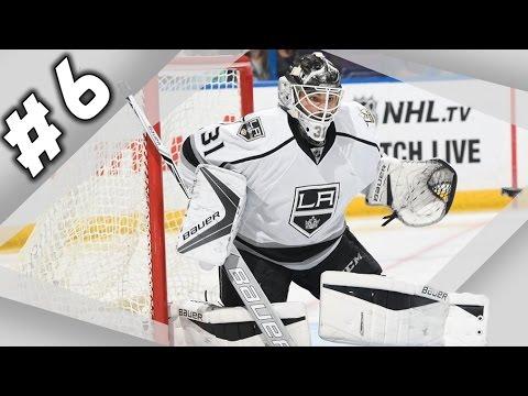NHL 17 | GOLMAN FAIL! | #6 | XboxOne
