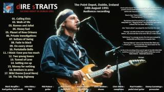Planet of New Orleans — Dire Straits 1991-AUG-24 Dublin LIVE [AUDIO ONLY] stunnig vers!!