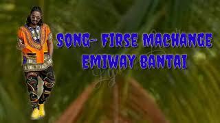 Emiway bantai- FiRSe Machanyenge (official video song)| firse machayenge lyrics|