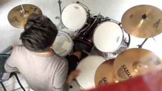 The Strokes- Alone, Together    Drum Cover  