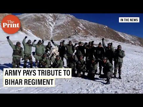 वे चमगादड़ नहीं हैं, वे बैटमैन हैं: सेना की बिहार रेजिमेंट को श्रद्धांजलि