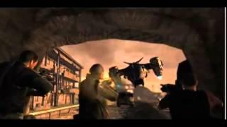 Terminator Salvation Arcade Game Trailer