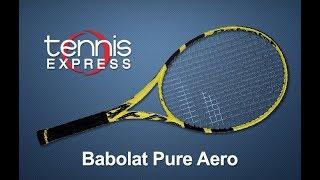 Ρακέτα τέννις Babolat Pure Aero 2019 - Demo video