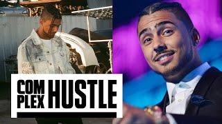 "Quincy Brown Talks FOX's ""Star""  His Many Hustles"
