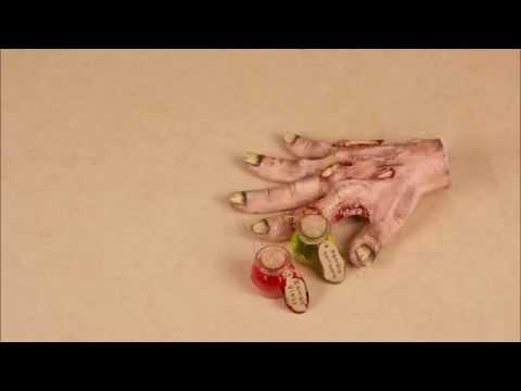 DIY N°2: Zombie decoratie ideeën  voor Halloween