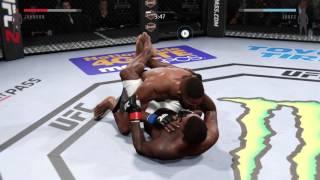 EA SPORTS™ UFC2 ломаю хакеров