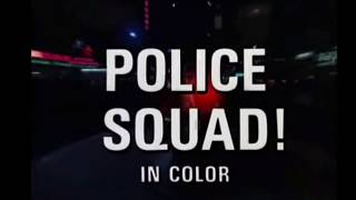 Police Squad: All Six Intros in One Video