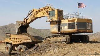 5130 backhoe loading 777B haul trucks PT-2
