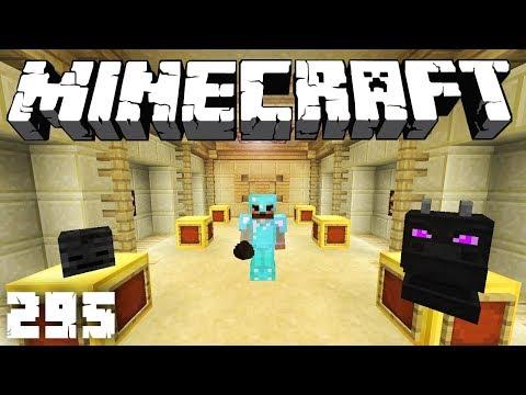 TROFEJNÍ MÍSTNOST | Minecraft Let's Play #295 | Pedro
