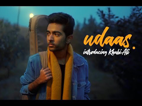 Sajjad Ali's son Khubi Ali's first song 'Udaas'