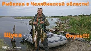 Где и что ловят на озерах челябинской области