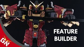 Feature Builder: MG Shin Musha Custom (Nicholas Schupp)