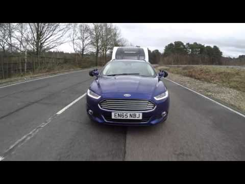 The Practical Caravan Ford Mondeo Estate review