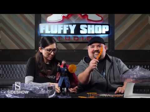 Sideshow Unboxing: Dr. Strange | Gabriel Iglesias