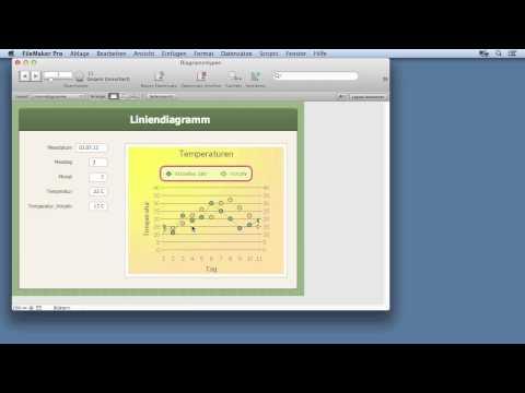 FileMaker Pro 12 Tutorial: Diagrammtypen |video2brain.com