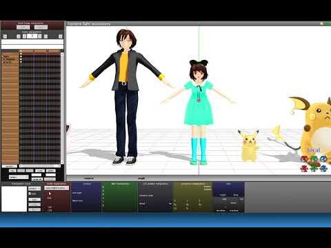 Blender/mmd stream - смотреть онлайн на Hah Life