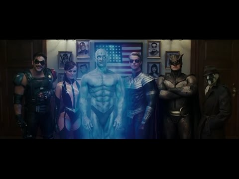 Watchmen (2009) Intro - Bob Dylan's The Times They Are A-Changin'