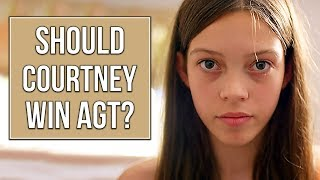 Does Courtney Hadwin Deserve to Win America's Got Talent?