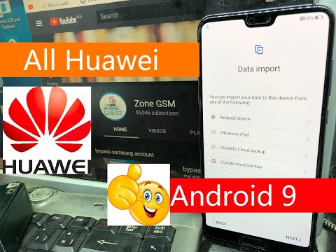 Download Frp Lock Huawei Mate 20 20 Pro And Huawei Device Android 8
