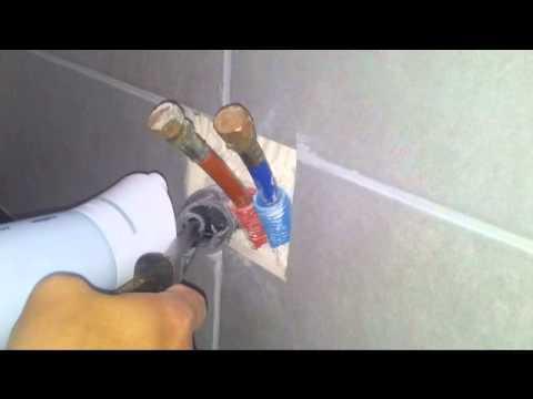 comment reparer tuyau pvc