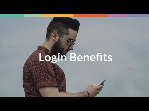 Video Login Benefits | Countdownplus