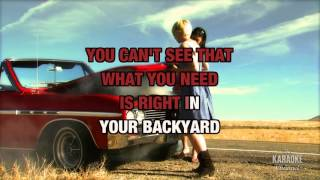 The Wrong Girl in the style of Lee Ann Womack | Karaoke with Lyrics