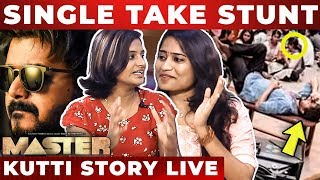 """Thalapathy Fever-ஓட Stone Bench-ல படுத்து இருந்தாரு"" – Master College Gang Interview Part - 2"