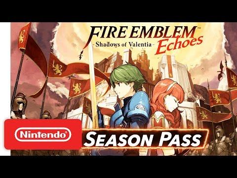 Fire Emblem Echoes: Shadows of Valentia – Season Pass thumbnail