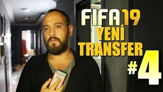 FIFA 19 KARİYER #4: ARA TRANSFER DÖNEMİ!!!