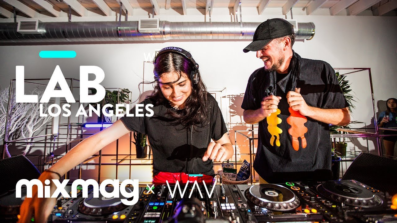 Anna Lunoe b2b Born Dirty - Live @ Mixmag Lab LA 2018
