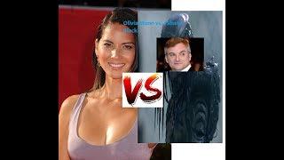 Olivia Munn vs... The Cast and crew of The Predator? || Controversy over a sexual Predator casting