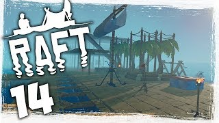Huge Raft Update! - Ep 14 - Raft Expansion! - Let's Play Raft Gameplay