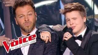 Loïs Silvin et Christophe Maé – On s'attache | The Voice France 2013 | Finale